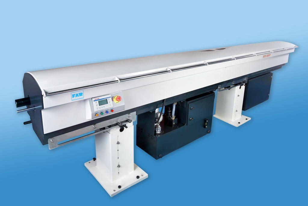 MF serise Long barfeeder for fixed and sliding head machines